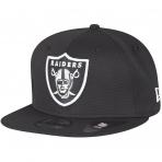 NEW ERA 950 NFL Training Mesh Snapback Oakland Raiders