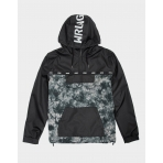 Wrung Windbreaker Storm Black