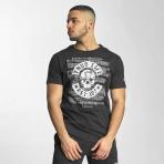 Thug Life Violance T-Shirt Black