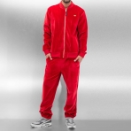 Ecko Unltd. Mobster Sweat Suit Red