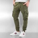 2Y Cargo Sweatpants Khaki