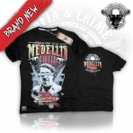Mafia & Crime Medellin Escobar Shirt