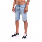 Roca Wear Short Relax Fit 90th Light Wash