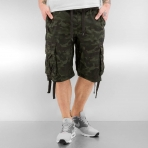 South Pole Non Denim Short Woodland