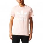 Adidas Originals ORIG TREFOIL T VAPPNK BQ5404