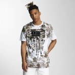 South Pole Rock Tee White