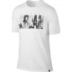 Air Jordan 6 Photo T-Shirt White