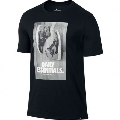 Jordan Daily Essentials T-Shirt Black