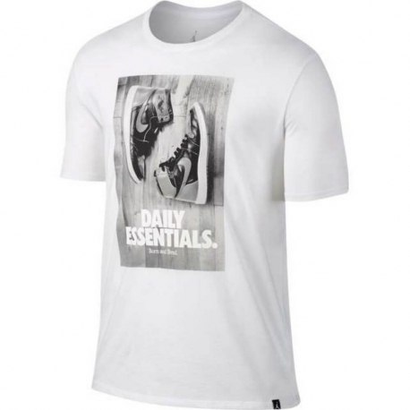 Jordan Daily Essentials T-Shirt White
