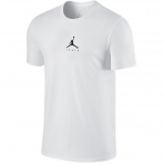 Jordan Dry 23/7 Jumpman Train T-Shirt White/Black