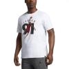 """Air Jordan 6 """"91"""" T-Shirt White"""