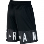 Air Jordan Blockout Shorts Black/Black/White