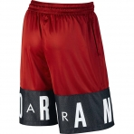 Air Jordan Blockout Shorts Gym Red/Black/White