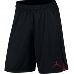 Jordan 23 Alpha Knit Shorts Black/Gym Red