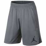 Jordan 23 Alpha Knit Shorts Cool Grey/Black