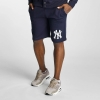 Majestic Wrest Tipped Loopback Short New York Yankees Navy