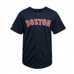 Majestic Replica Jersey Red Sox Navy