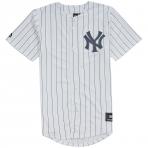 Majestic Replica Jersey New York Yankees White