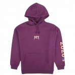 Kreem YZY 2020 Authentic Hoody - plum
