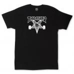 Thrasher Magazine Skate Goat T-Shirt Black
