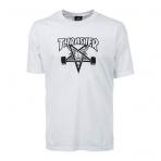 Thrasher Magazine Skate Goat T-Shirt White