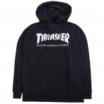 Thrasher Magazine Skate Mag Hoody Black