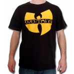 Wu Tang Clan Skiline T-Shirt black