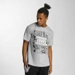 Dangerous Dngrs Original Street Attiude T-Shirt Grey