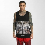 Dangerous Dngrs Train Tank Top Black