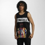 Who Shot Ya? Biggie Tank Top Black