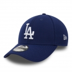 New Era Šiltovka 3930 Team Essential Stretch Los Angeles Dodgers