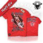 Mafia & Crime In Nomine Shirt Red