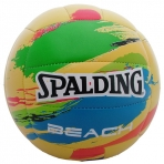 Spalding Beachvolley yellow 5