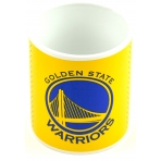 Sideline Collectibles NBA Fade Mug Golden State Warriors