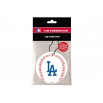 Sideline Collectibles MLB Air Freshener Los Angeles Dodgers