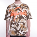 Pelle Pelle Signature Blow-Up T-Shirt S/S - Desert