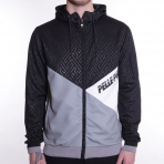 Pelle Pelle Sayagata Pointer Hoody Zip - Black