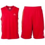 Peak Basketball set (F733111) (červená)