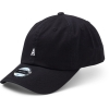 State Of Wow Šiltovka Alpha Soft Baseball Cap - Black - Snapback