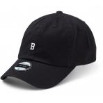 State Of Wow Šiltovka Bravo Soft Baseball Cap - Black - Snapback