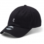 State Of Wow Šiltovka Charlie Soft Baseball Cap - Black - Snapback