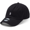 State Of Wow Šiltovka Delta Soft Baseball Cap - Black - Snapback