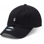 State Of Wow Šiltovka Golf Soft Baseball Cap - Black - Snapback