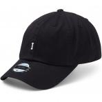 State Of Wow Šiltovka India Soft Baseball Cap - Black - Snapback