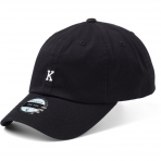 State Of Wow Šiltovka Kilo Soft Baseball Cap - Black - Snapback
