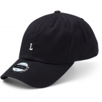 State Of Wow Šiltovka Lima Soft Baseball Cap - Black - Snapback