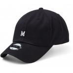 State Of Wow Šiltovka Mike Soft Baseball Cap - Black - Snapback