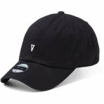 State Of Wow Šiltovka Victor Soft Baseball Cap - Black - Snapback