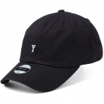 State Of Wow Šiltovka Yankee Soft Baseball Cap - Black - Snapback