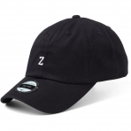 State Of Wow Šiltovka Zulu Soft Baseball Cap - Black - Snapback